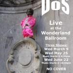 DoS Wonderland Spring-Summer 2011 Show Flier